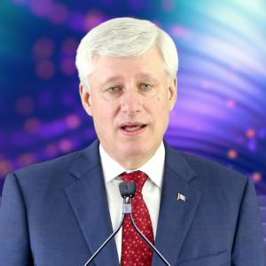 第1回 RALLY of HOPE スティーブン・ハーパー 元カナダ首相 基調演説