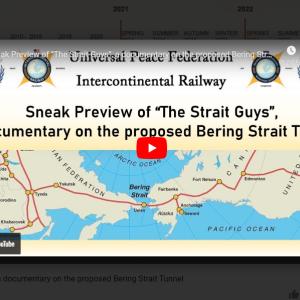 ドキュメンタリー映画「海峡の男たち」--ベーリング海峡プロジェクト