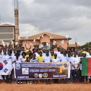 カメルーン:平和の道2019