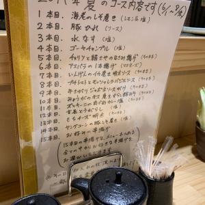 8/21 【休日の食事】串!
