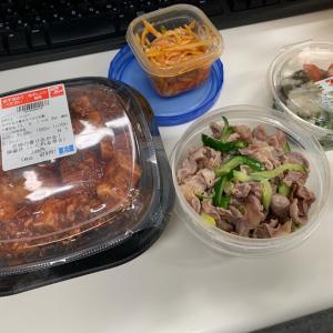 8/28【今日の夜勤食】麻婆豆腐が食べたくなり
