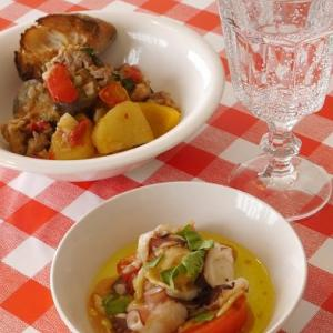 ∽サルシッチャとリコッタチーズのコンキリエオーブン焼き∽素敵なイタリア料理教室9月