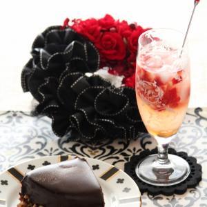◆三女の誕生日のティータイム◆ポーセラーツdeティータイム
