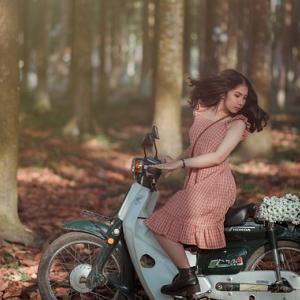 バイク 女子と出会うことができる方法とは?