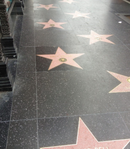 ロサンゼルス観光-ハリウッド通り(Hollywood Boulevard)