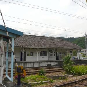あのころの永平寺口駅