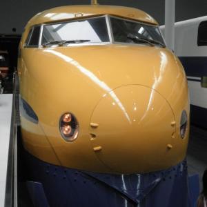 黄色い0系 リニア・鉄道館 2011