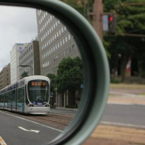 市電サンフレッチェ電車 2012