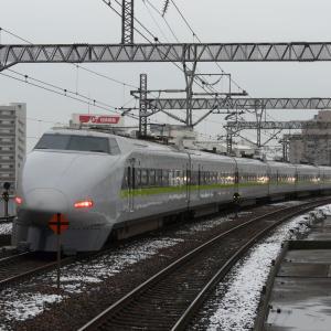 山陽新幹線の100系