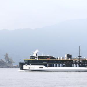 シーパセオ2の就航と四万十川