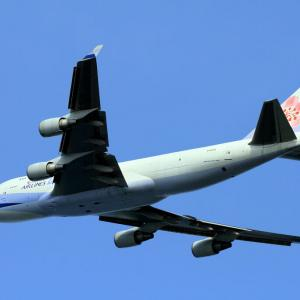 China Airlines B747(F) B-18725  2013