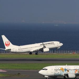JAL EXPRESS  JA326J
