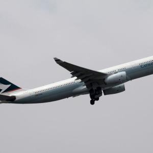 キャセイパシフィック航空A330
