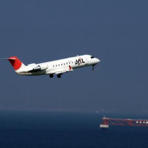 J-AIRのCRJ-200 JA208Jとは