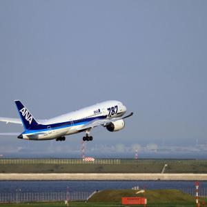 DreamlinerのAirborne