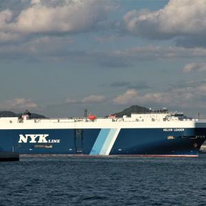 自動車運搬船 HELIOS LEADER