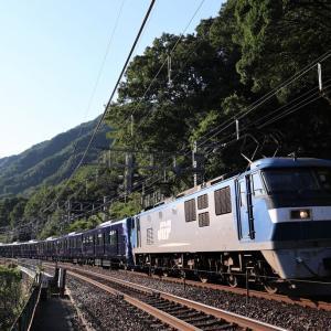 きょうの甲種 相模鉄道21000系