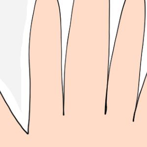 手のオーラを見る方法