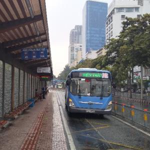 【ホーチミン】チョロンに行くバスのバス停場所
