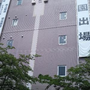 甲子園出場の花咲徳栄高校まで行ってきました
