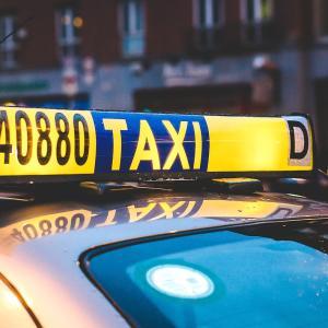【短大こぼれ話】仏のようなタクシー運転手さん【ぼっちの休日】