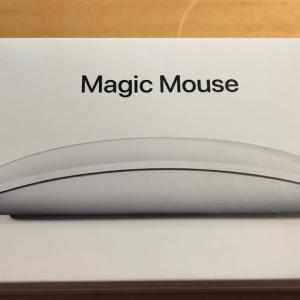 今更ながら、Magic Mouse 2 を購入しました。