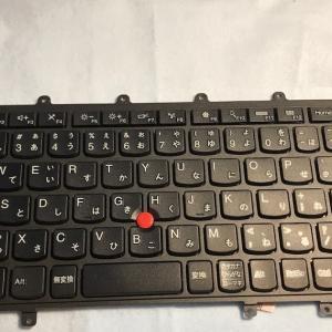 ThinkPad X260のキーボードを交換してみました