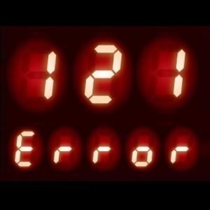 パーパス 給湯器 エラーコード 121|給湯失火、給気汚染異常