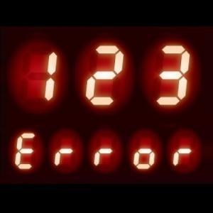 リモコンに【123】表示 - 給湯器 エラーコード 123|暖房途中失火、他