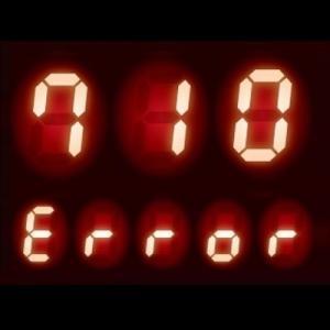 リモコンに【710】表示 - 給湯器 エラーコード 710|プロが徹底的に調査・分析