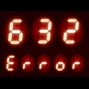 リモコンに【632】表示 - 給湯器 エラーコード 632|ふろ回路エラー