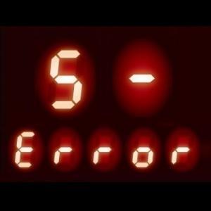 ガスコンロ エラーコード 50番台【50・51・53・54】
