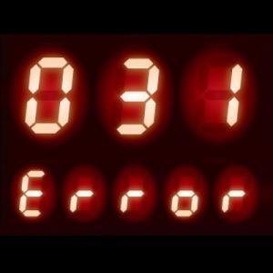 給湯器 エラーコード 031|部品故障、停電、断水などの可能性