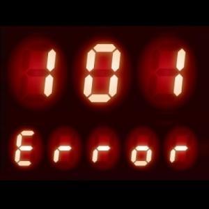 給湯器 エラーコード 101|給排気異常、給湯能力ダウン運転