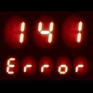給湯器 エラーコード 141|熱いお湯が出る可能性をお知らせ