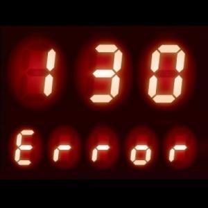 給湯器 エラーコード 130|不完全燃焼、CO異常の警告