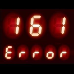 給湯器 エラーコード 161|給湯出湯温度の異常