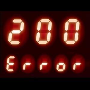 給湯器 エラーコード 200|機器内のお湯が高温になっている可能性