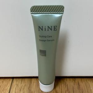 【香りがとても良い!】hoyu  NiNE デザインセラムを分かりやすくレビューします!