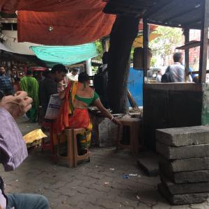 【ツッコミどころ満載 インド旅 〜カルカタの街をぶらり②〜】