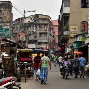 【ツッコミどころ満載 インド旅 〜カルカタの街をぶらり①〜】