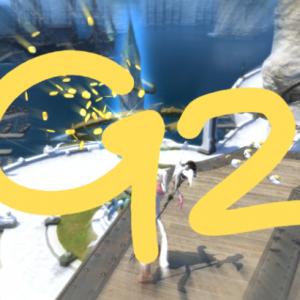 [5.1]古ぼけた地図G2をやってみたら意外に良かった話