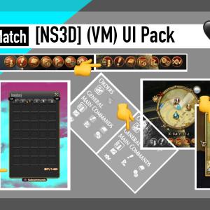 -NS3D- VM UI Pack v2を使ってみた