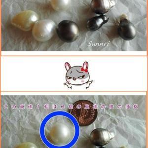 南洋真珠の価値 新規購入石忘備録
