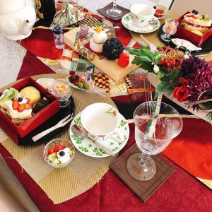 季節を彩る紅茶時間〜お正月〜開催