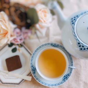 和菓子に合う紅茶は??