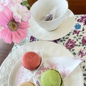 飲み物はちがうけどブレンドされる紅茶と楽しい時間。お客様の感想。