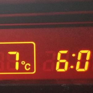 今日の朝は、冷えましたね!