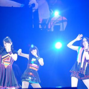 【不要不急】Perfume 東京ドーム公演 予定通り開催へ