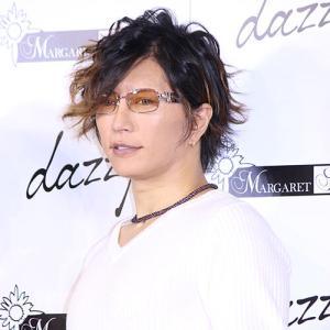 【芸能】GACKT、映画監督・紀里谷和明氏の新プロジェクトに参加「エンターテイメントが消滅しかねない状況」
